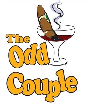 Odd couple vertical 1