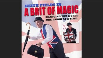 Keith fields brit of magic