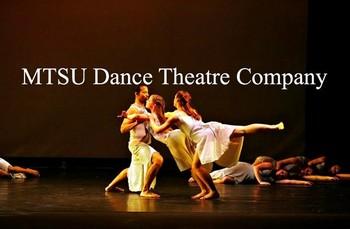 Mtsu dance theatre company