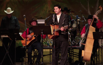 Chris campbell   marty robbins tribute