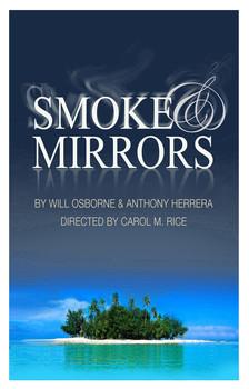 Smoke and mirrors logo