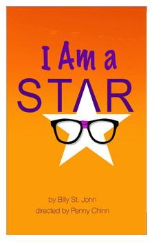 I am a star logo