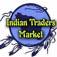 Traders market logo
