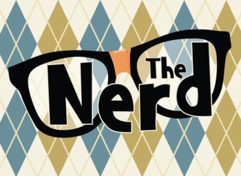 The nerd graphic