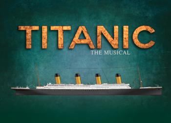 Titanic graphic