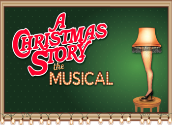 A christmas story graphic