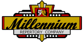 Millennium logo no background