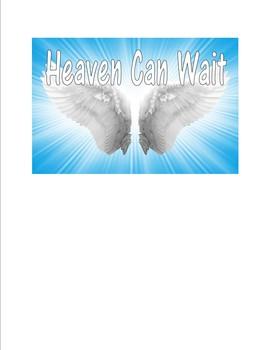 Heaven can wait logo