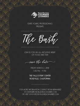 The bash save the date 2018 final