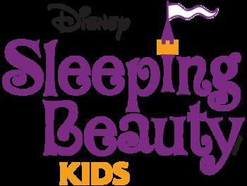 Sleepingbeauty kids logo 4c