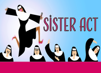Sister act graphic