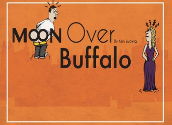 Moon over buffalo graphic