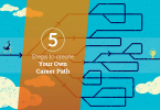 5 steps to create your own career path