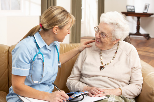 what does a home health aide do?, Human Body