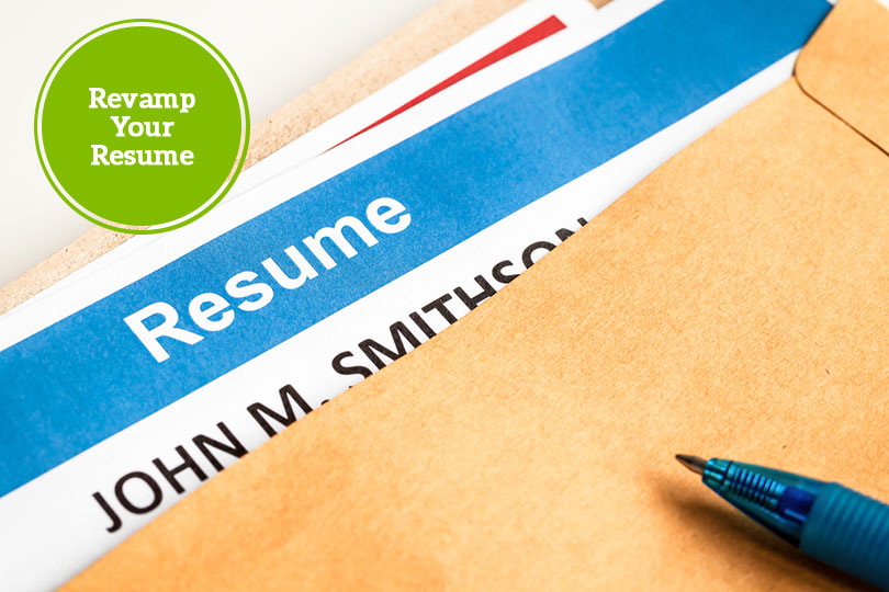 revamp your resume  the top 5 words to delete