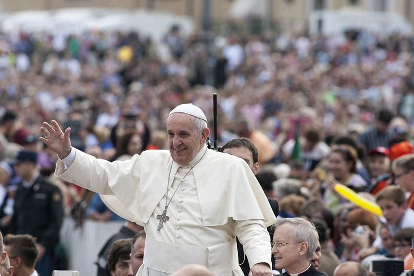 the journey to become pope francis