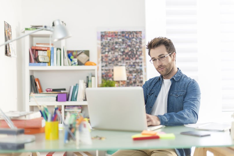 5 Hacks to Improve Your Home Office Productivity
