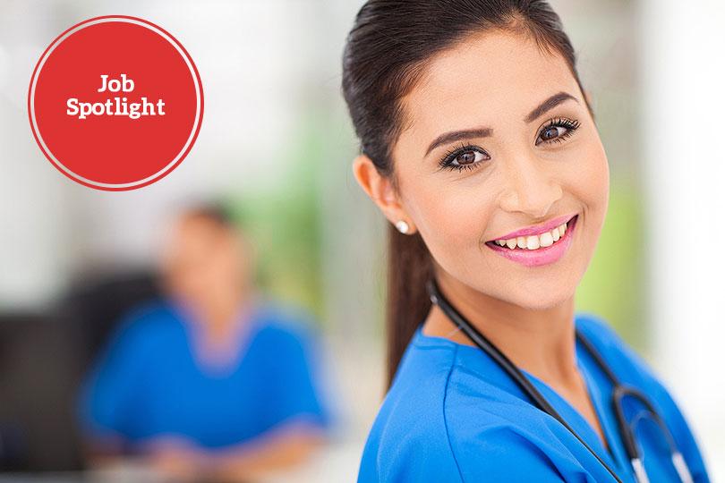 job spotlight  clinical nurse