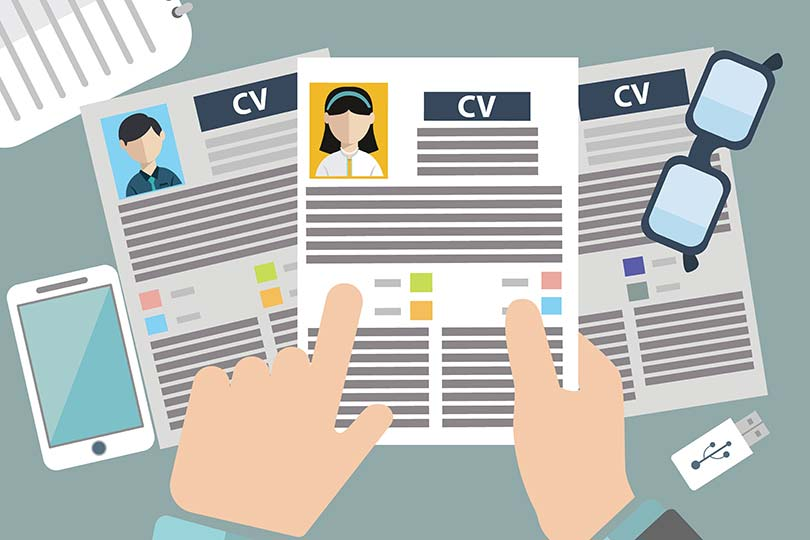 tips on building a resumes