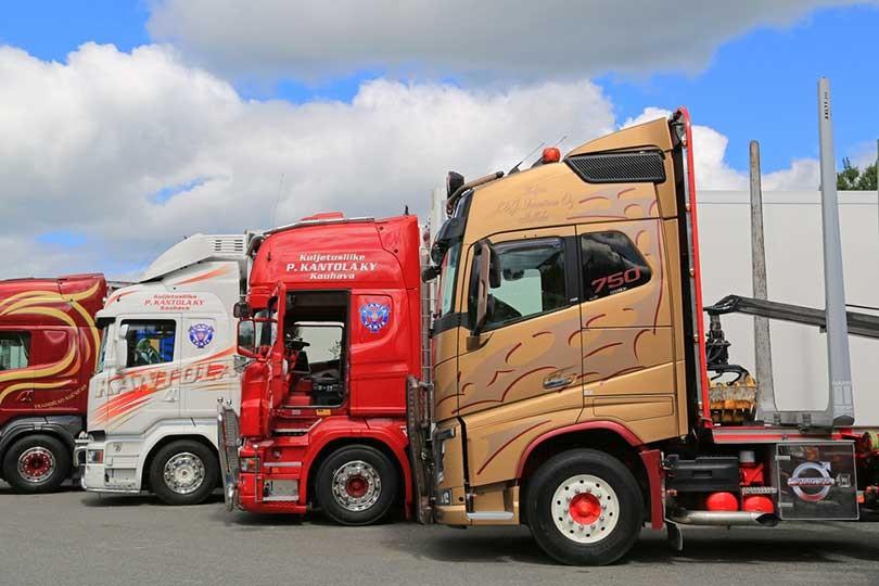 Jobs In Trucks >> 5 Lucrative And Rewarding Trucking Jobs To Consider