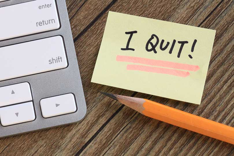 5 Steps To Quitting The Right Way