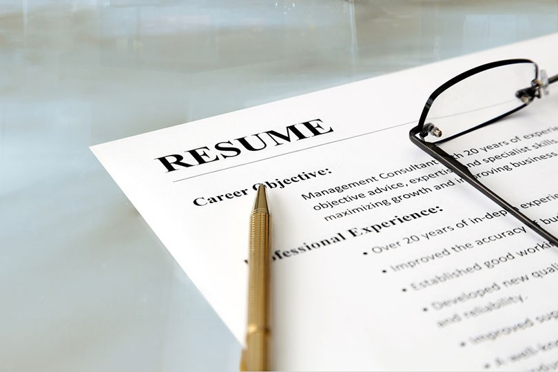 The  Most Common Resume Mistakes