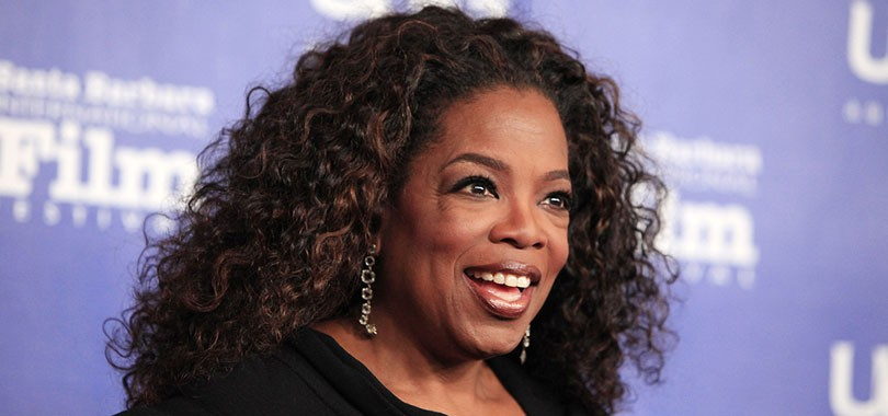 Image result for Oprah winfrey's first job