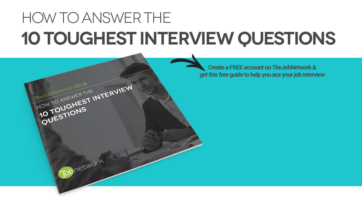 how to answer the 10 toughest interview questions ebook