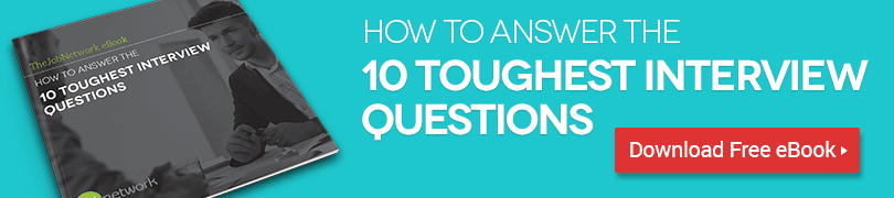 answer tough interview questions ebook