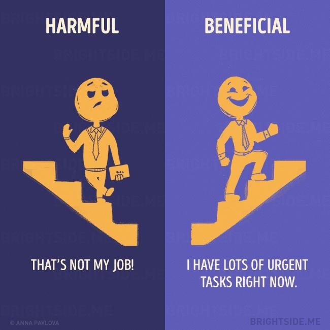 work responsbilities