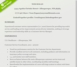 customer service manager resume download this resume