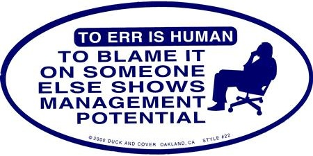 to-err-is-human-bumper-sticker