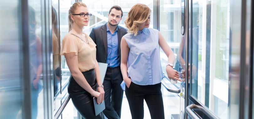 how to make an elevator pitch for a job