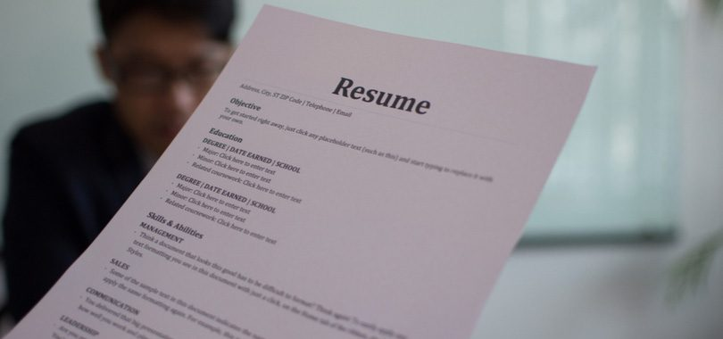 what is the difference between a resume and a curriculum vitae