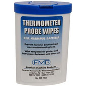 fmp thermometer probe wipes