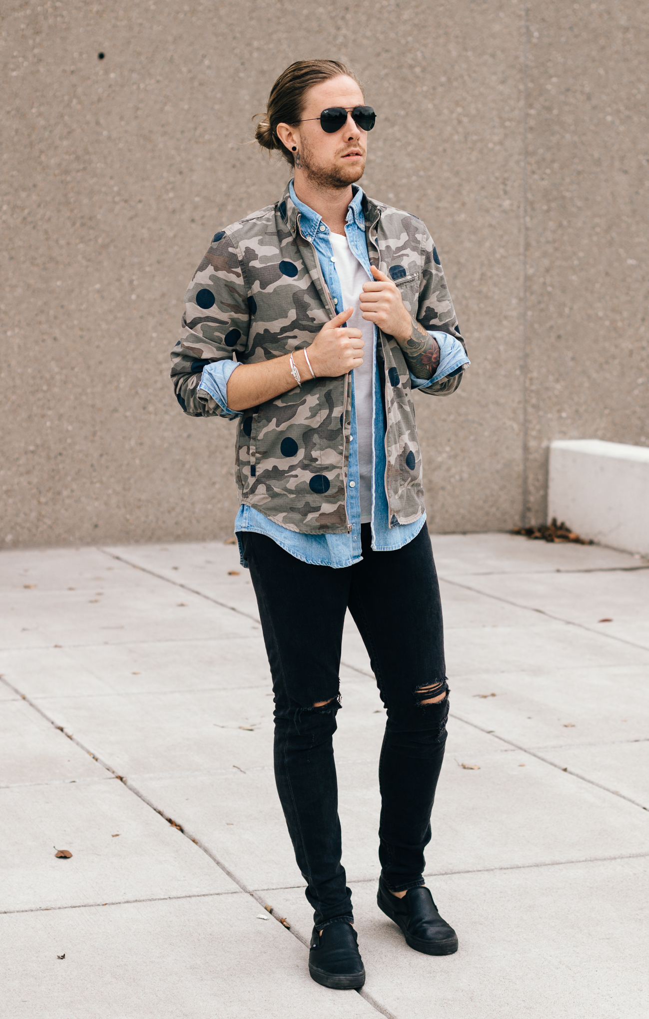 camo jackets, mens camo jackets, five four subscription service, rag & bone denim, mens fall fashion