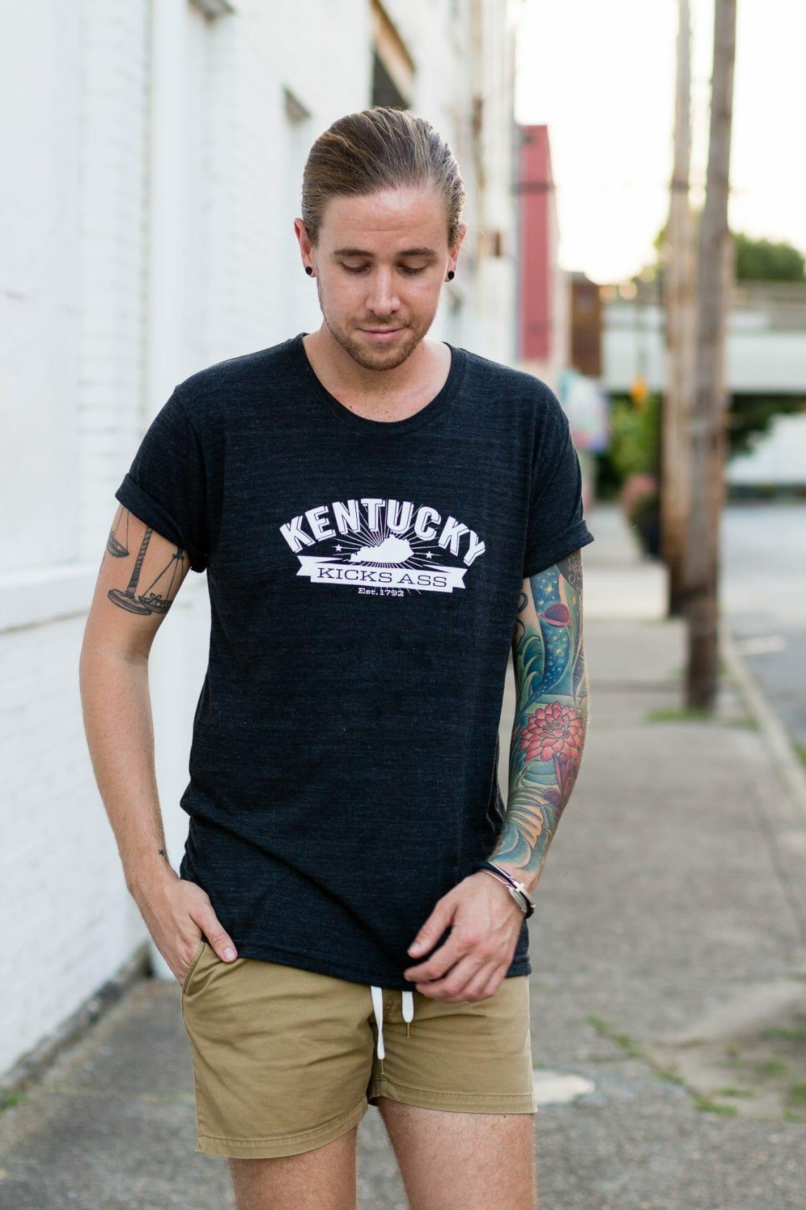 kentucky for kentucky, kentucky kicks ass, brooks regent sneaker, mens fashion, mens sneakers