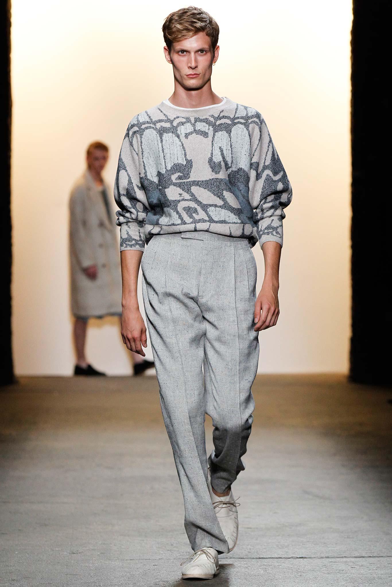 billy reid, nyfwm, new york fashion week, new york fashion week mens