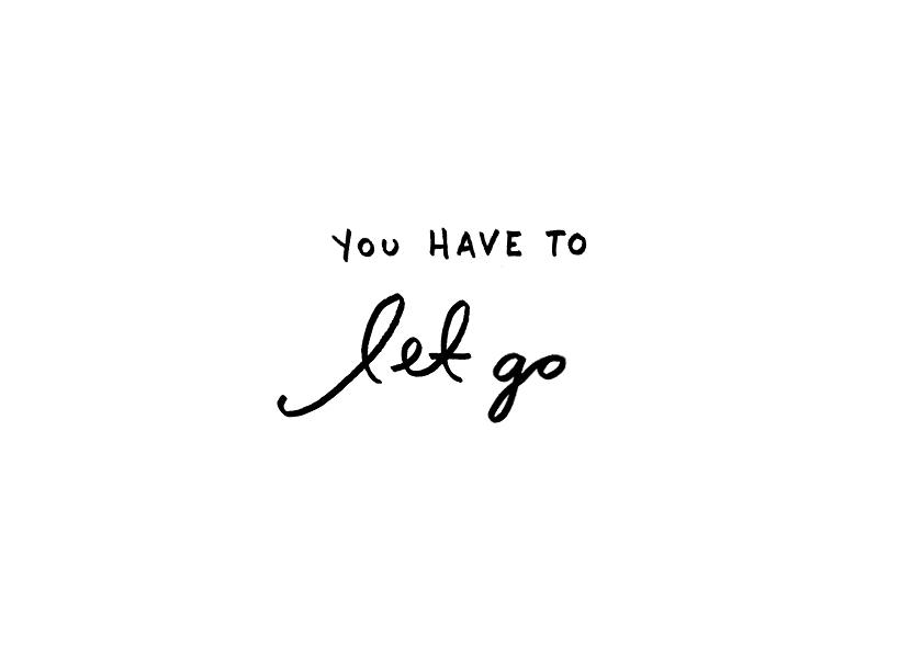 the fresh exchange blog, let it go, creative morning talk, thursday things, self help