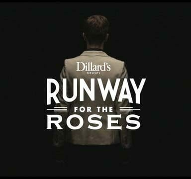 Dillard's Present Runway For The Roses With NFocus Louisville and Gunnar Deathrage of Project Runway