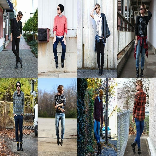 The Kentucky Gent's November Outfit Roundup featuring KR3W, Kill City, WeSC, Steve Madden, DFYNT and more