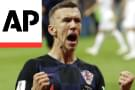Croatia in World Cup Final For 1st Time, Beat England 2-1