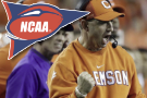 Clemson football flagged for 8 secondary NCAA violations