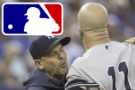 Yankees OF Brett Gardner restrained from going after umpire
