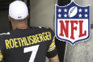 INJURIES: Seeing Brees and Big Ben on sideline is very odd