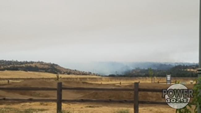 Stoney Fire Updates