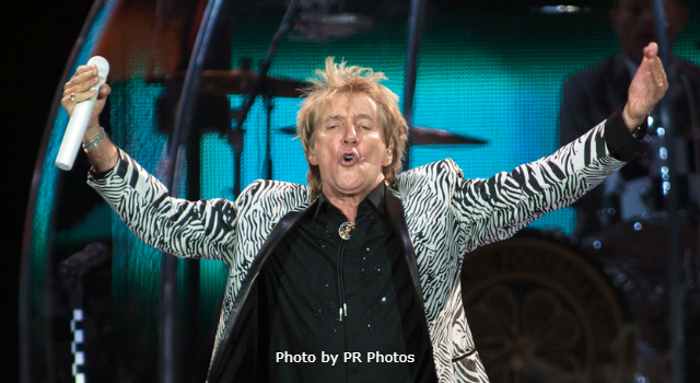 Today in K-HITS Music: Rod Stewart at #1