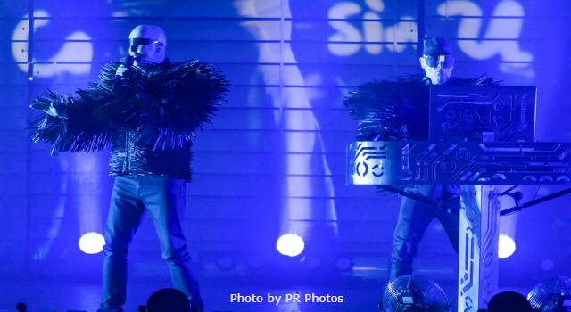 Today in K-HITS Music: Pet Shop Boys at #1