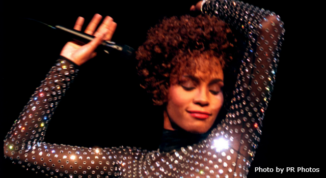 Today in K-HITS Music: Whitney Houston at #1