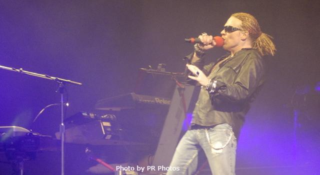 Today in K-HITS Music: Guns N' Roses debut album at #1
